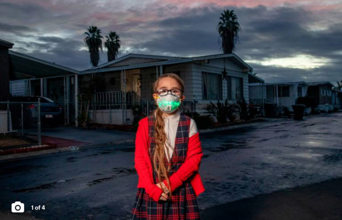 New campaign to 'unmask' Fresno, cut air pollution. 'We are the canary in the coal mine'